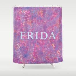 Frida 2 Shower Curtain