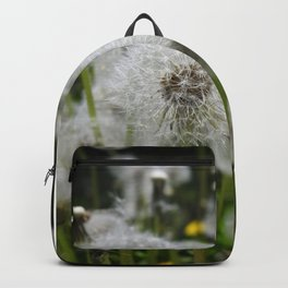 Dandelion Flower Backpack
