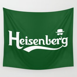 Heisenberg white Wall Tapestry