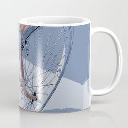 #inktober2016:transport Coffee Mug