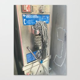 Pick Me Up Canvas Print
