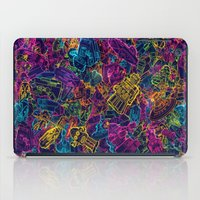 robots iPad Cases featuring robots by tmurriam