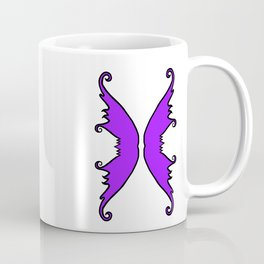 Fairy Wings Purple Coffee Mug