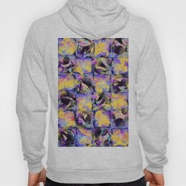 Abstract Square Pattern Art Hoody