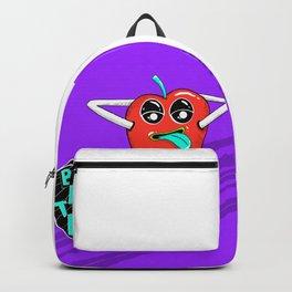 Bite Me Apple Backpack