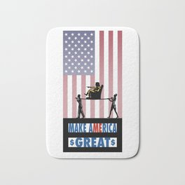 make aMErica GREAT Bath Mat