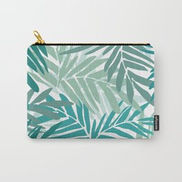 Modern Tropical Abstract II Carry-All Pouch
