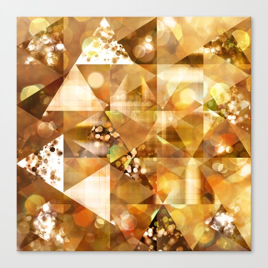 Refractions Canvas Print