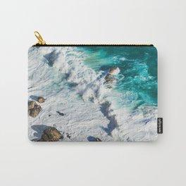 Wave Break - Ocean Shores Carry-All Pouch