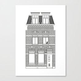 DUTCH HOUSE Canvas Print