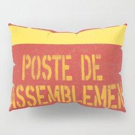 Point of no return Pillow Sham