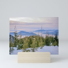Bowen Island Lookout Mini Art Print