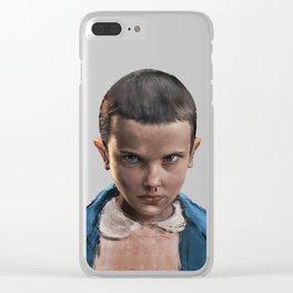 Nosebleed El Clear iPhone Case