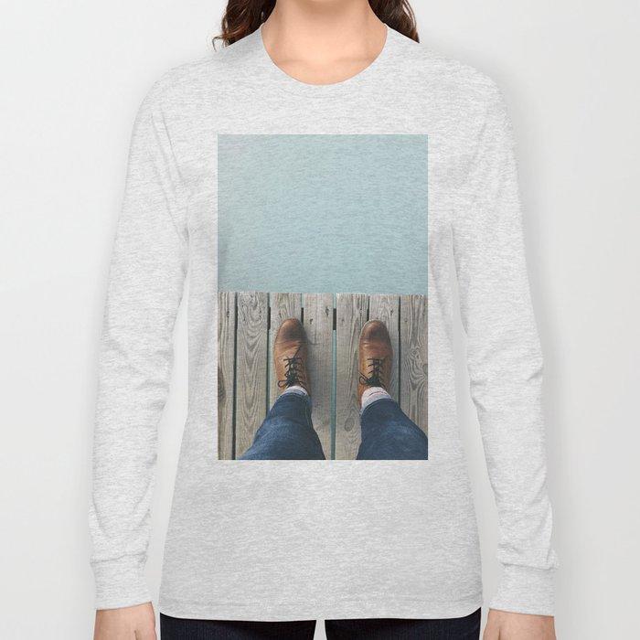Wanderboots Long Sleeve T-shirt