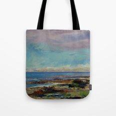 California Seascape Tote Bag