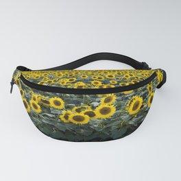 Sunflower Field | Hapinnes Fanny Pack