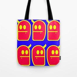 6 Mr. Grubbo And No More Tote Bag