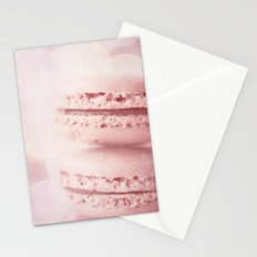 les petits macarons Stationery Cards