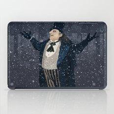 Oswald Cobblepot - The King Penguin Returns! iPad Case