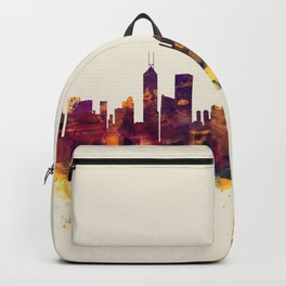 Hong Kong Skyline Backpack