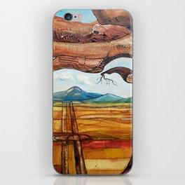 MI VIEJO AMIGO iPhone Skin