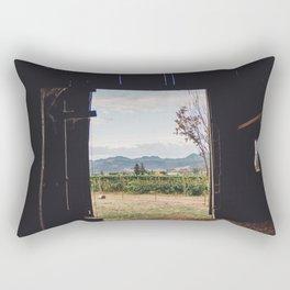 Barn Inside Out Rectangular Pillow