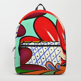 Talavera Tile Backpack