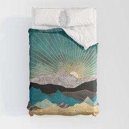 Peacock Vista Comforters