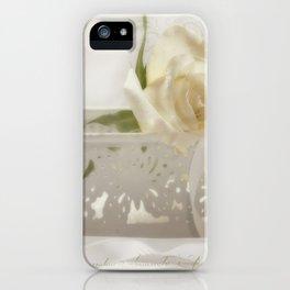 Sérénité iPhone Case