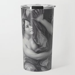 Joseph and Potiphar's wife,1837 Travel Mug
