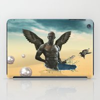 nudes iPad Cases featuring dream  by mark ashkenazi