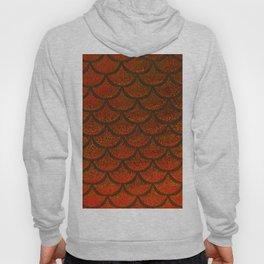 Bronze Brick Scales Hoody