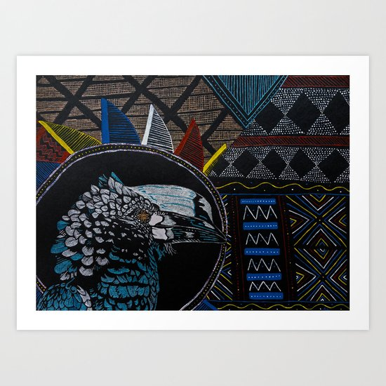 Aimu Dream Art Print