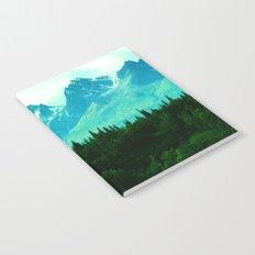 Adventure Mountain Notebook