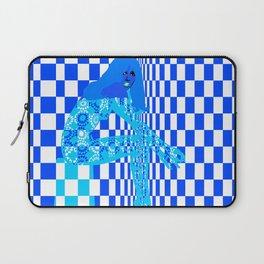 Mod - Blue Laptop Sleeve