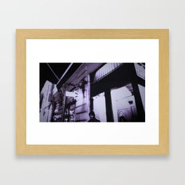 Nightlight Framed Art Print