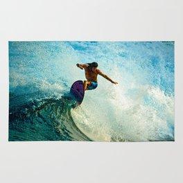 Surfer's Flow Rug