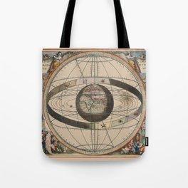 Celestial Map 1660g Tote Bag