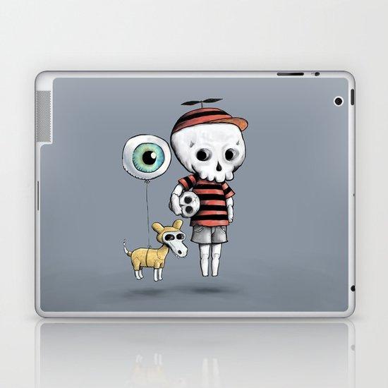 Skull Kid Laptop & iPad Skin