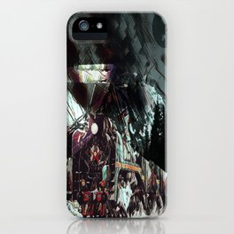 Citate Aquilonius iPhone Case