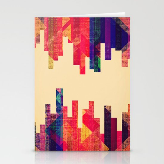 Night Visions: Textiles Stationery Cards