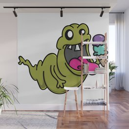 Ecto Ice Cream Wall Mural