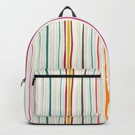 love stripe Backpack