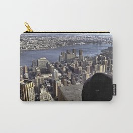 It's Chilly Up Here (New York) Carry-All Pouch