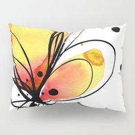 Ecstasy Bloom No.8 by Kathy Morton Stanion Pillow Sham