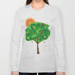 Be Like A Tree Long Sleeve T-shirt