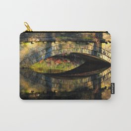 Bridge at River Westend Carry-All Pouch