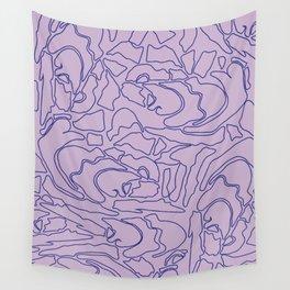 Pastel Pattern II Wall Tapestry