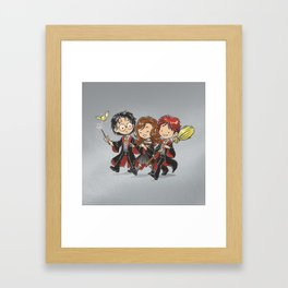 HP Gang Framed Art Print