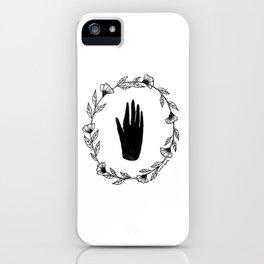Creation Tool iPhone Case